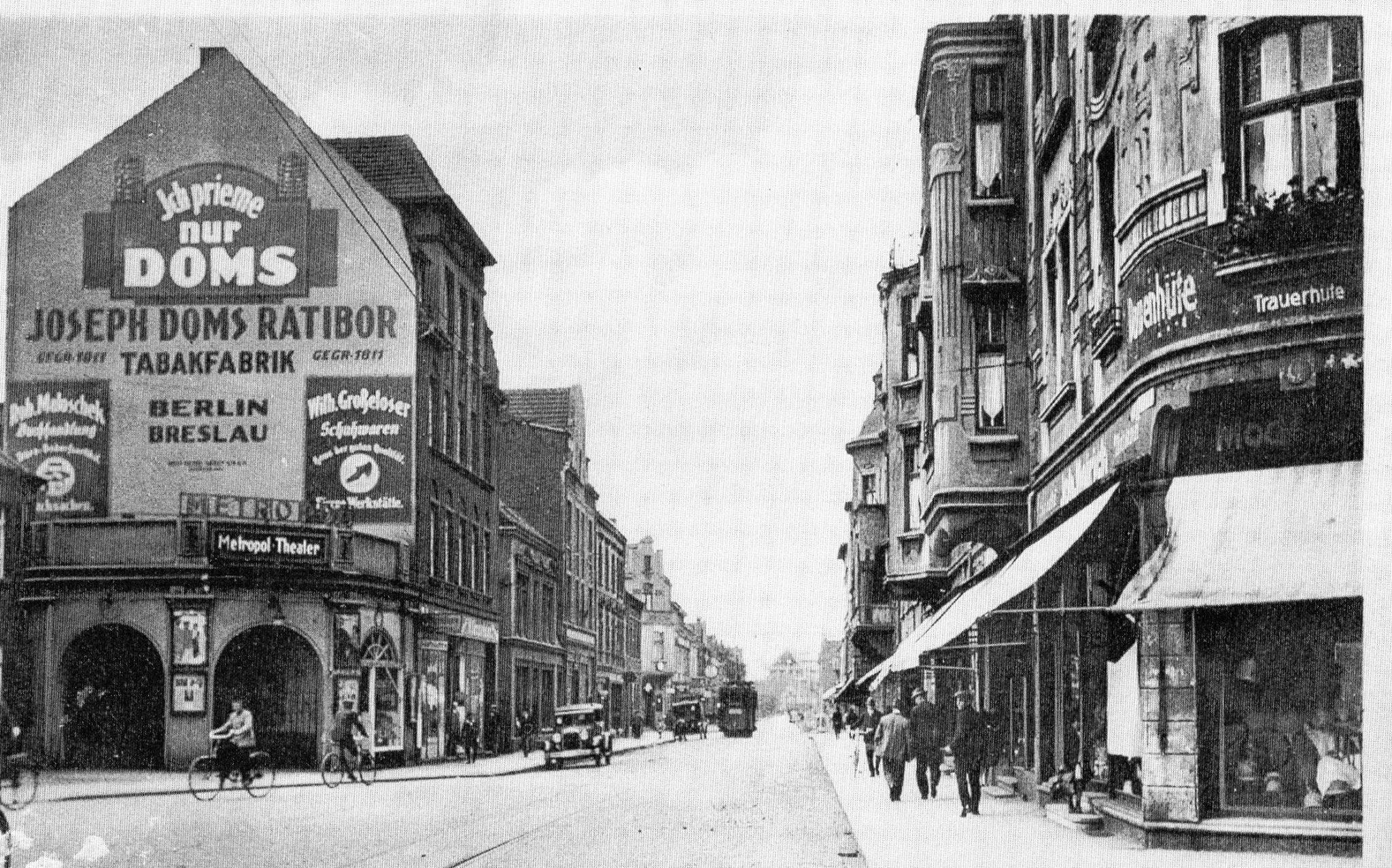Jägerstrasse : Hamborn.JPG